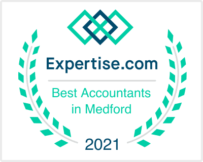 Best Accountants In Medford Logo From Expertise.com